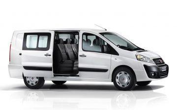 Fiat Scudo 9 seats or similar