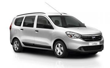 Renault Dacia Lodgy 7 seats or similar