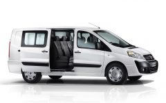 Fiat Scudo 9 seats or similar