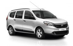 Renault Dacia Lodgy 7 seats or similar